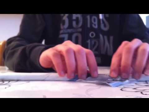 tour de magie facile avec un stylo