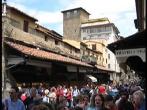 Steve Evans Travel Log - Italy