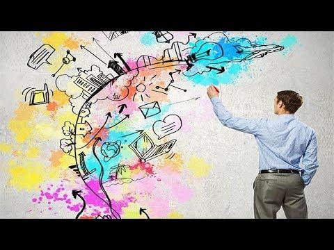 Pensamento Concreto e Difuso - Aula VI Criatividade - Prof. Eventual Vol. 1