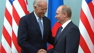 Встреча Владимира Путина с Джо Байденом от 16.06.21. Прямая трансляция
