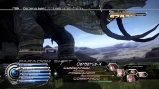 "Final Fantasy XIII-2 PC ""Archylte Steppe"" All Secret Bosses (1080p)"