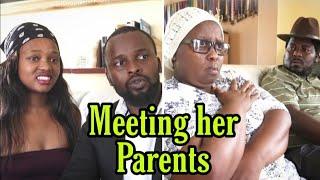 Meeting Her Parents - Leon Gumede