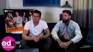 Geordie OGs: Gaz Beadle and Aaron Chalmers Say That Their New Show is SHOCKING!