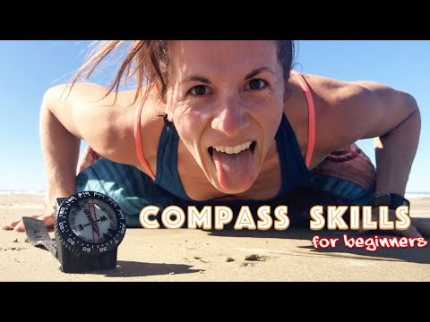 How to use a COMPASS 🧭 - For BEGINNERS
