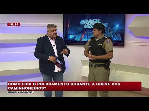 BRASIL URGENTE MINAS 28/05/2018