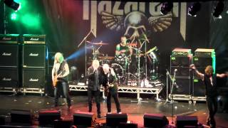 Nazareth- pt1- Broken Down Angel with Dan McCafferty- 30.5.2015