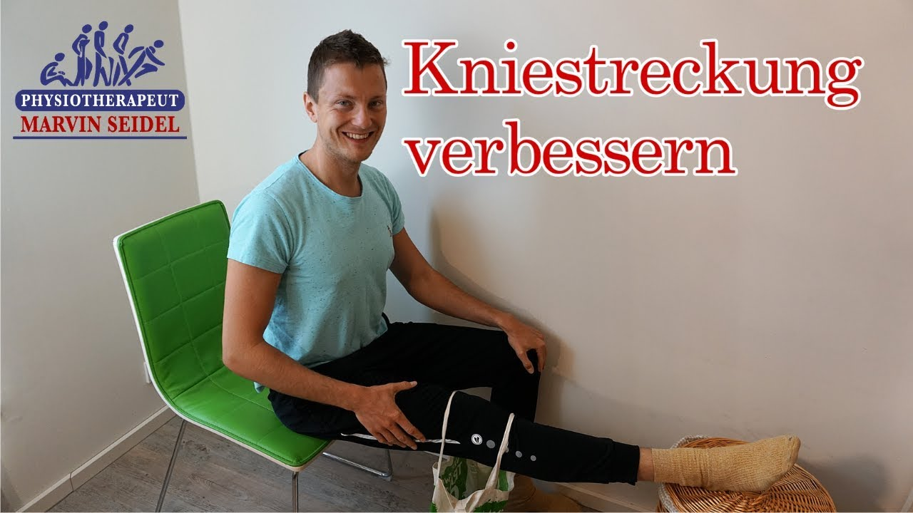 übungen Fürs Knie