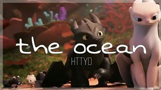 How To Train Y๐ur Dragon - The Ocean | Toothless Night Fury | Light Fury | Night Lights | Dragons