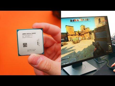 Ultra Budget Gaming - $50 Athlon 3000G OC Review