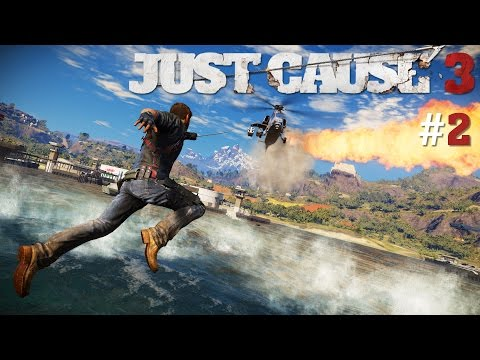 Just Cause 3 #2 - Una Reacción terrible | Gameplay Español |