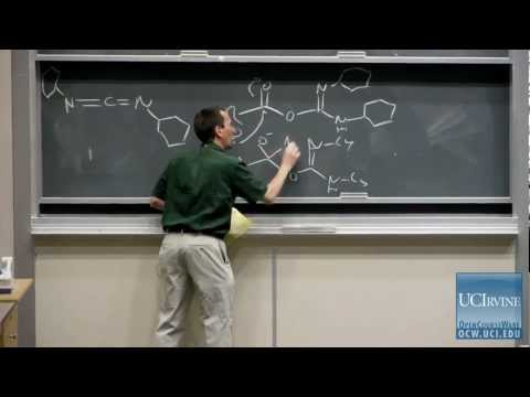 Organic Chemistry 51C. Lecture 09. Reactions Of Carboxylic Acids, Esters, Amides, & Nitriles.