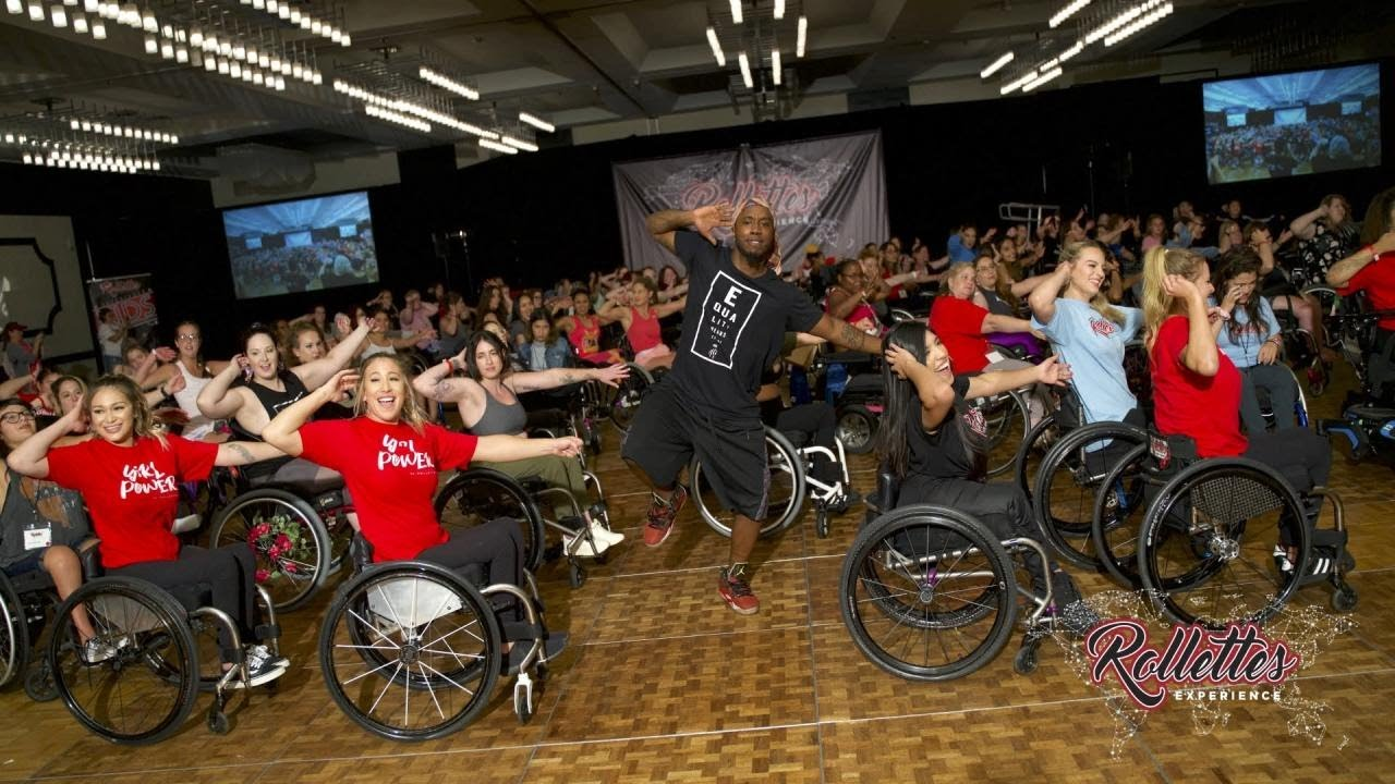 Wheelchair Dance Team Inspires Others to Pursue Their Dreams