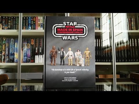 Star Wars PBP/POCH Made in Spain Comprehensive Catalog (Review)