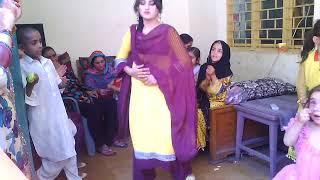 Pashto home girls dance 2017