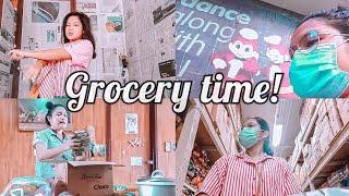 GROCERY WITH ME HAHA | Liza Guinocor