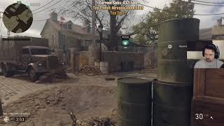 Call of Duty: WW II MP March 15, 2018 pt1