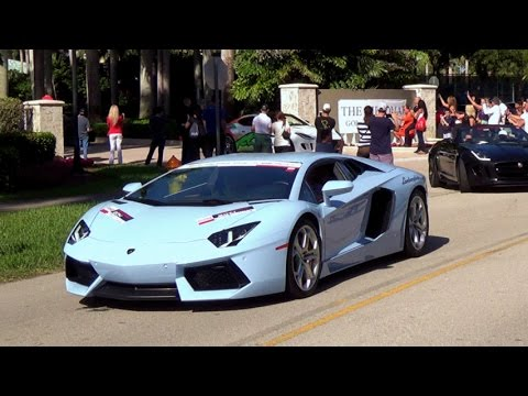 Best Of Supercars Sounds Revs Revs Exotic Car Toy Rally 2014