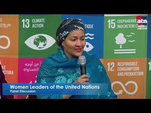 Live | Women Leaders of the United Nations