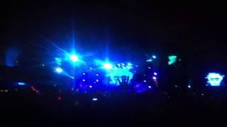Afrojack - David Guetta - Titanium ft. Sia @ Live UMF Croatia 2013