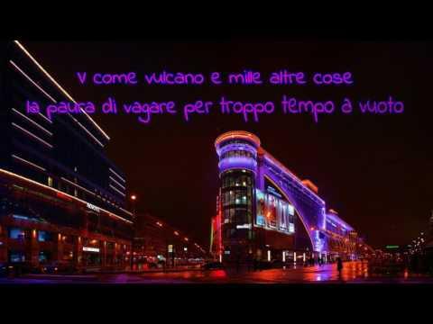 (Testo) Francesca Michielin - Vulcano Lyrics (cover di Lorenzo)