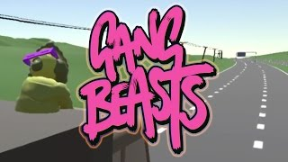 Tucking Frucks |Gang Beasts w/Xavier pt. 3|