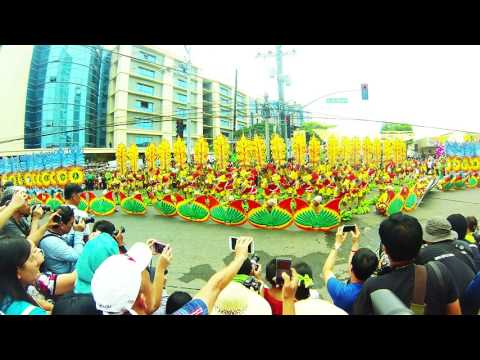 Kadayawan 2016 #11 Kapatagan National High School from Laak Compostela Valley Province