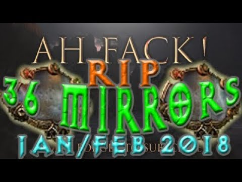 [3.2] RIP 36 MIRRORS - Some Recent Mirror Services from Jan/Feb 2018