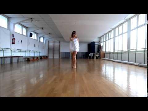 Contemporary Ballet Choreography by Elsa (Bounce)