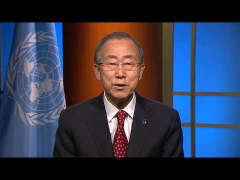 UN Secretary-General Ban Ki-moon: World Day Against the Death Penalty