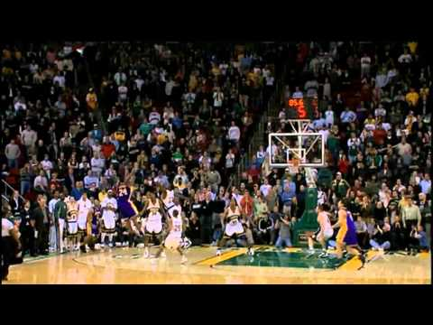Kobe Bryant Career Game Winners & Buzzer Beaters HD
