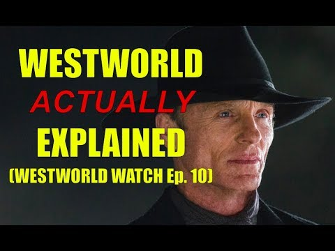 how to watch westworld season