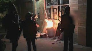 Night 69: PPB declares riot at East Precinct