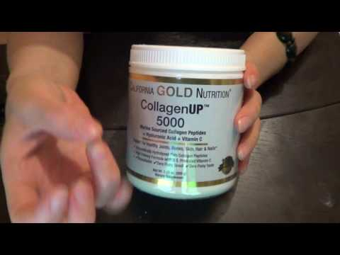 Коллаген Пептиды + гиалуроновая кислота и витамин С