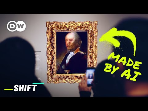 Can AI Create Real Art?