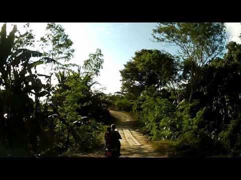 Jayapura to Sarmi, Papua Province(23) パプア州のジャヤプラからサルミへ