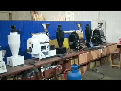 For Sale China Dongyi Coffee Roaster Factory