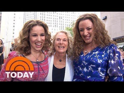 Carole King Talks 'Beautiful' Broadway Tour | TODAY