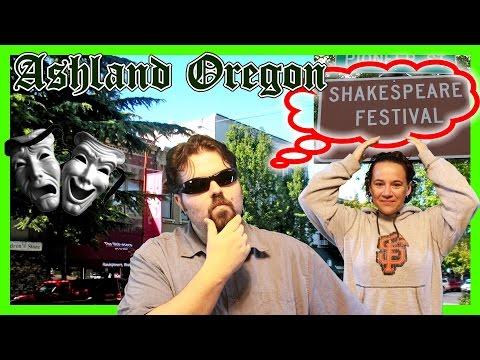 Ashland Oregon Shakespeare Festival