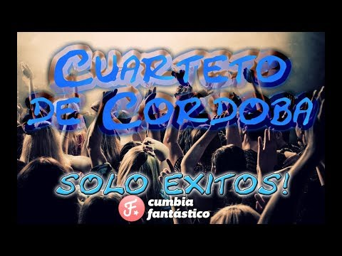 Lo Mejor Del Cuarteto De Cordoba - Enganchados Completo - Lista De Temas