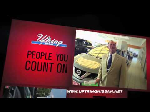 Uftring Nissan We Sell Value Peoria Il Nissan Dealer Youtube