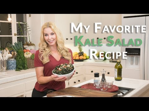 My Favorite Kale Salad Recipe!