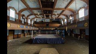 Abandoned Blue Horizon boxing club ( rocky movie film location)
