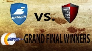 Epsilon vs rivaL Grand Final at Newegg Wanfest BF3 4v4 Squad Rush