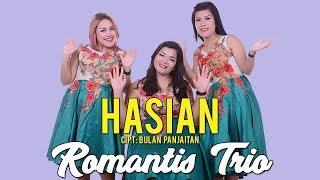 Romantis Trio - Hasian (Official Music Video ) | Lagu Batak Terbaru