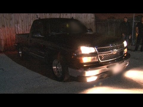 Flaco's 1100hp Turbo Truck vs. ALL @ TX2K12
