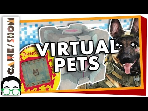 Why Do Virtual Pets Give Us Real Feelings?   Game/Show   PBS Digital Studios