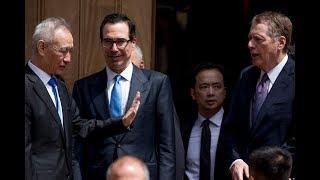 白宫要义(黄耀毅):新关税开征之际,美中结束第十一轮贸易谈判