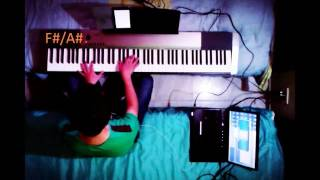 I Desire Jesus .  Hillsong  Piano Cover // Tutorial