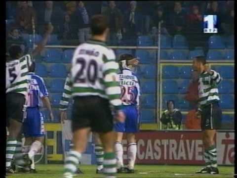 16J :: Porto - 3 x Sporting - 2 de 1998/1999