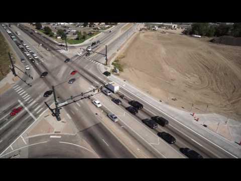 DOT Highway Planning UAV/LiDAR - Ascent Geomatics Solutions
